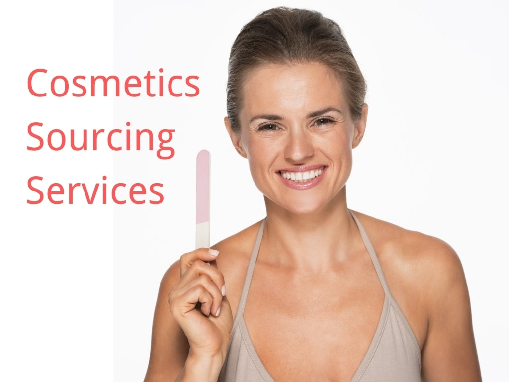 Cosmetics Sourcing Services 1