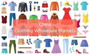 China clothing wholesale markets