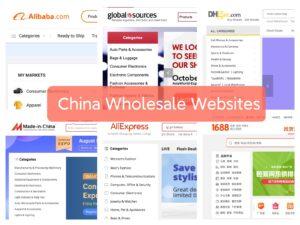 China wholesale websites