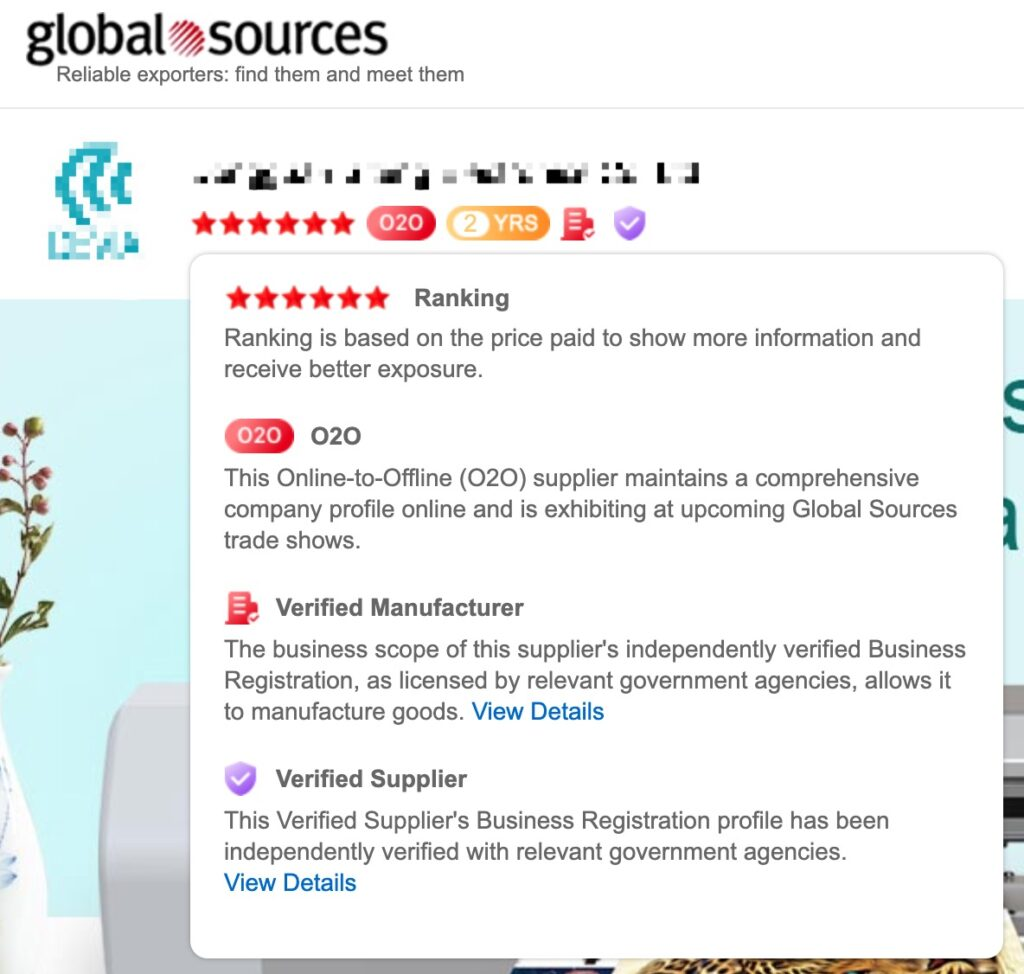 globalsources badges